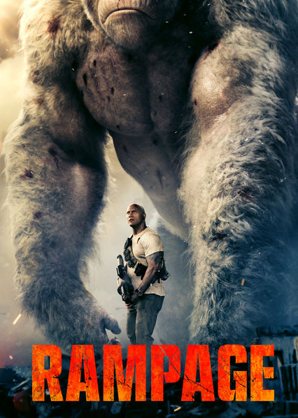 Rampage on Netflix AUS/NZ