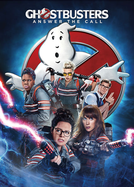 Ghostbusters on Netflix AUS/NZ