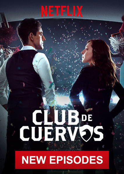Club de Cuervos on Netflix AUS/NZ