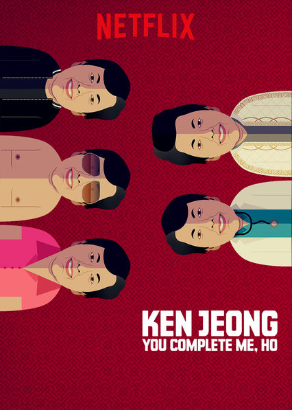 Ken Jeong: You Complete Me, Ho on Netflix AUS/NZ