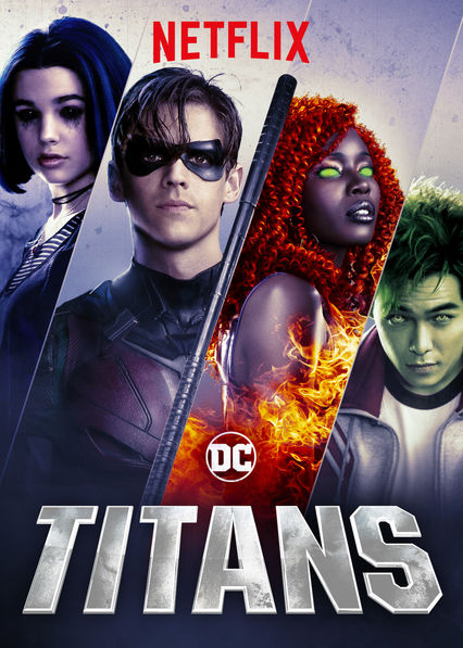 Titans on Netflix AUS/NZ