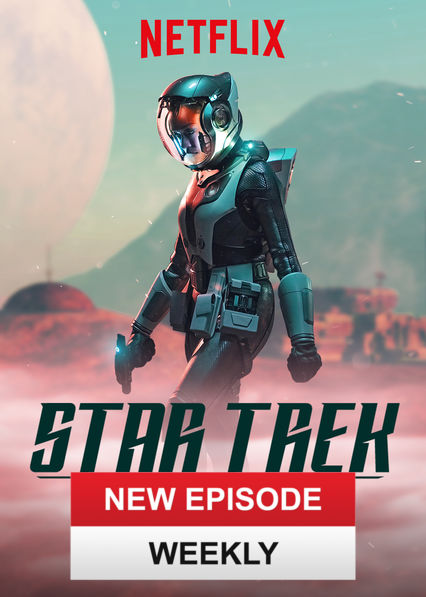 Star Trek: Discovery on Netflix AUS/NZ