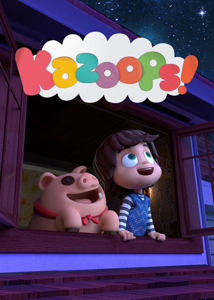 Kazoops! on Netflix AUS/NZ