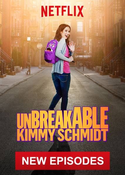 Unbreakable Kimmy Schmidt on Netflix AUS/NZ