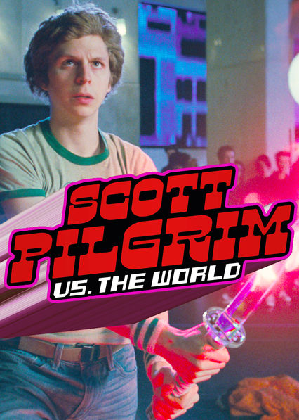 Scott Pilgrim vs. the World on Netflix AUS/NZ