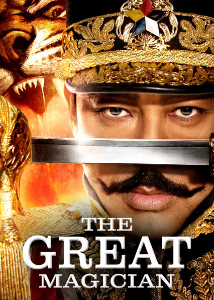 The Great Magician on Netflix AUS/NZ