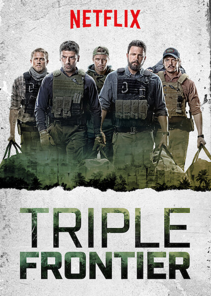 Triple Frontier on Netflix AUS/NZ