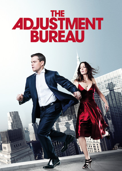 The Adjustment Bureau on Netflix AUS/NZ