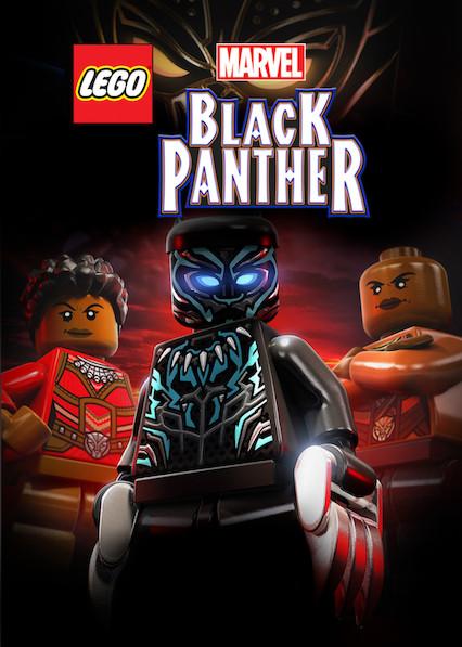 LEGO Marvel Super Heroes: Black Panther on Netflix AUS/NZ