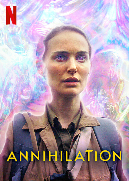 Annihilation on Netflix AUS/NZ