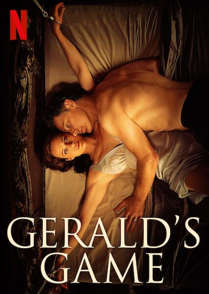 Gerald's Game on Netflix AUS/NZ