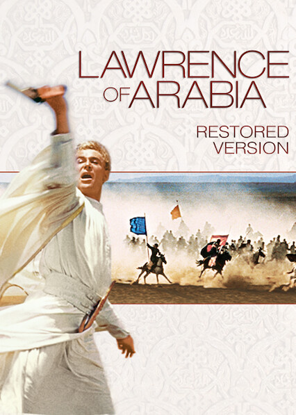 Lawrence of Arabia: Restored Version on Netflix AUS/NZ