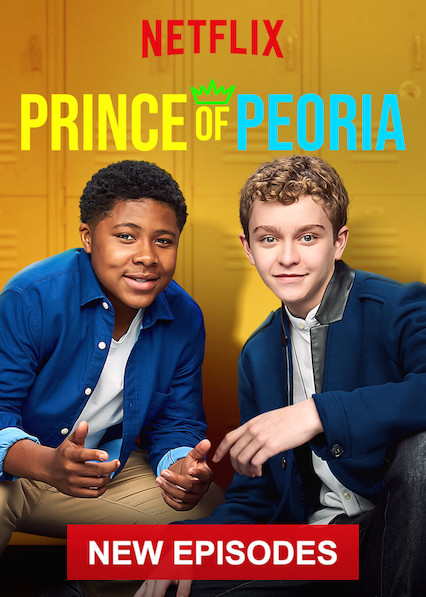 Prince of Peoria on Netflix AUS/NZ