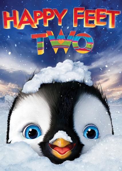 Happy Feet Two on Netflix AUS/NZ