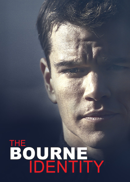 Is 'The Bourne Identity' available to watch on Netflix in Australia
