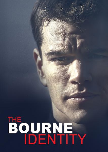The Bourne Identity on Netflix AUS/NZ