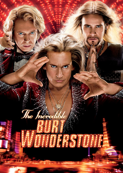 The Incredible Burt Wonderstone on Netflix AUS/NZ