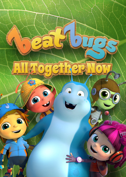 Beat Bugs: All Together Now on Netflix AUS/NZ