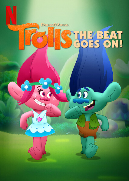 Trolls: The Beat Goes On! on Netflix AUS/NZ