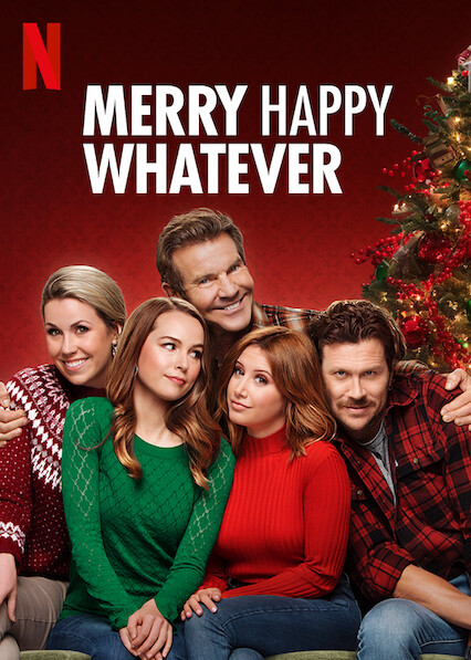 Merry Happy Whatever on Netflix AUS/NZ