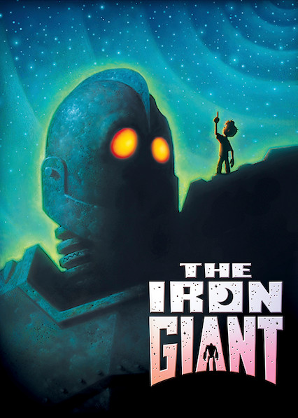 The Iron Giant on Netflix AUS/NZ