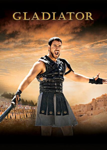 Gladiator on Netflix AUS/NZ
