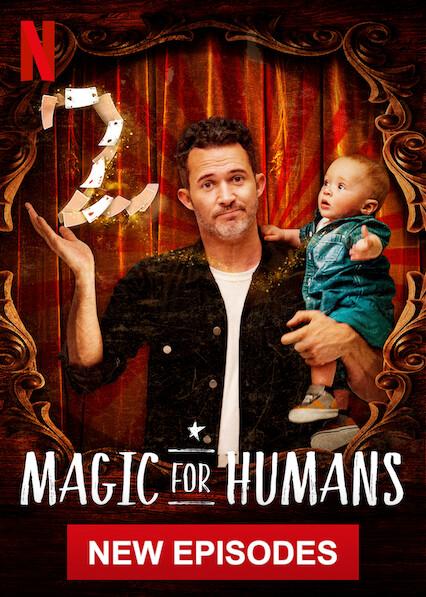 Magic for Humans on Netflix AUS/NZ
