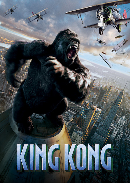 King Kong on Netflix AUS/NZ