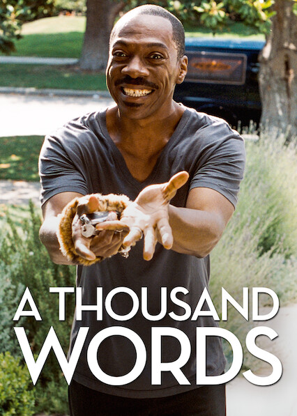 A Thousand Words on Netflix AUS/NZ