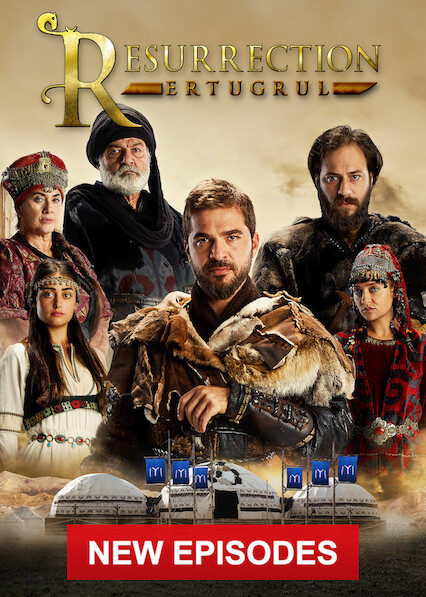 Resurrection: Ertugrul on Netflix AUS/NZ