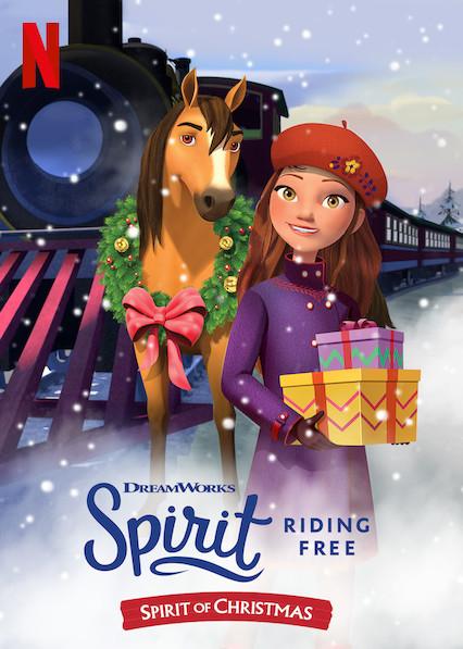 Spirit Riding Free: Spirit of Christmas on Netflix AUS/NZ