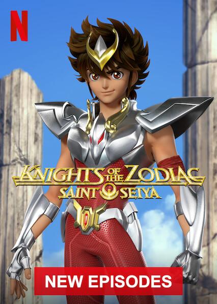 200bSAINT SEIYA: Knights of the Zodiac on Netflix AUS/NZ
