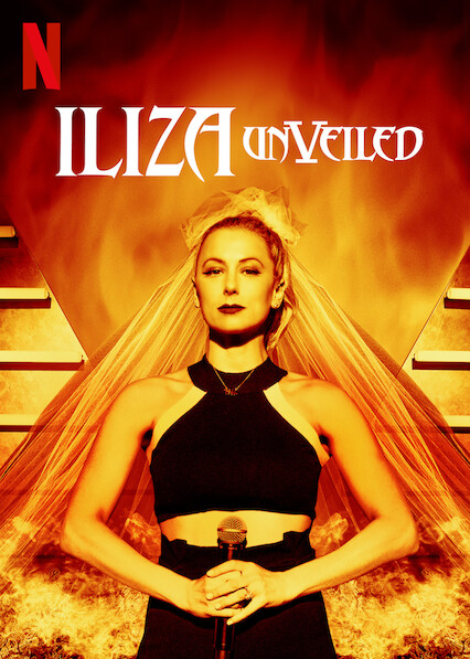 Iliza Shlesinger: Unveiled on Netflix AUS/NZ