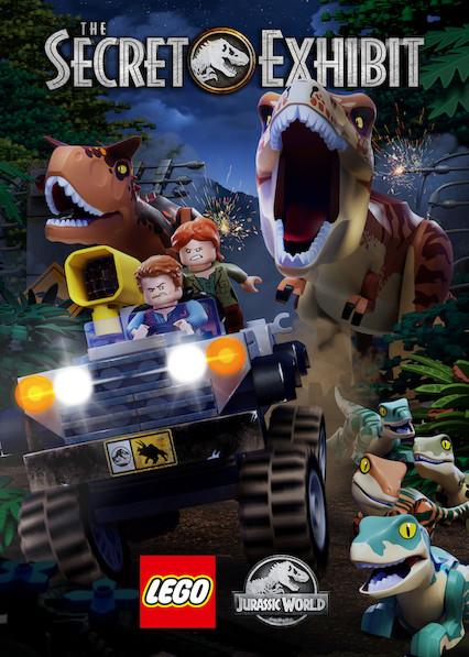 LEGO Jurassic World: Secret Exhibit