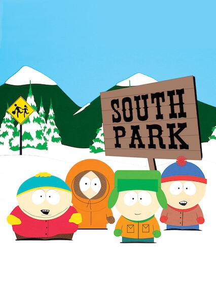 South Park on Netflix AUS/NZ