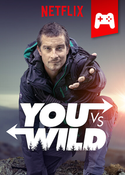 You vs. Wild on Netflix AUS/NZ