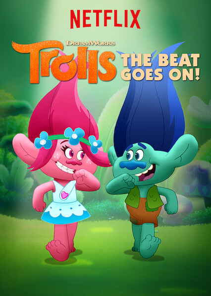 Trolls: The Beat Goes On! on Netflix AUS/NZ
