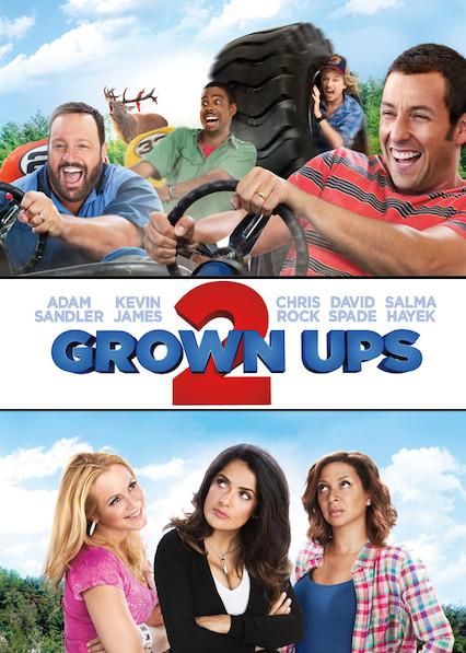 Grown Ups 2 on Netflix AUS/NZ
