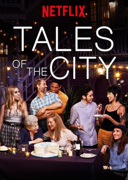 Tales of the City on Netflix AUS/NZ