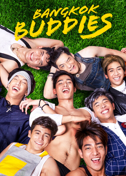 Bangkok Buddies on Netflix AUS/NZ