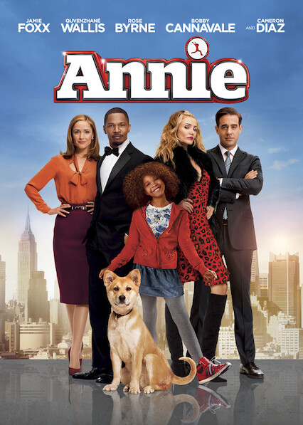 Annie on Netflix AUS/NZ