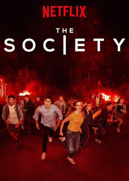 The Society on Netflix AUS/NZ