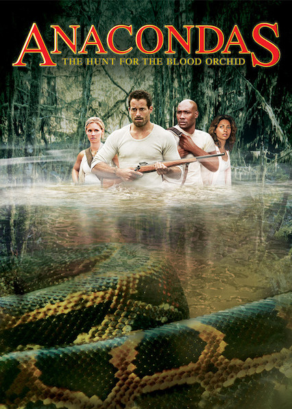 Anacondas: The Hunt for the Blood Orchid on Netflix AUS/NZ