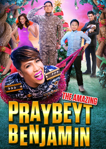 The Amazing Praybeyt Benjamin on Netflix AUS/NZ
