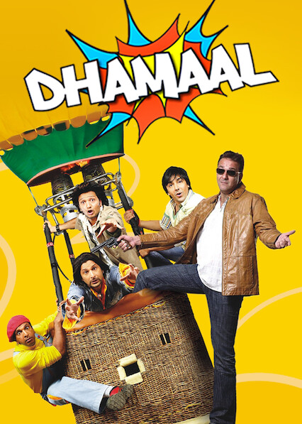 Dhamaal on Netflix AUS/NZ