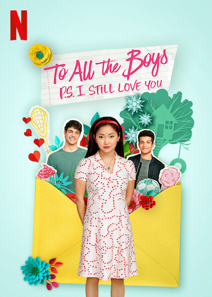 To All the Boys: P.S. I Still Love You on Netflix AUS/NZ