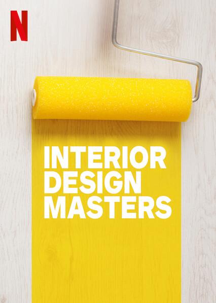 Interior Design Masters on Netflix AUS/NZ