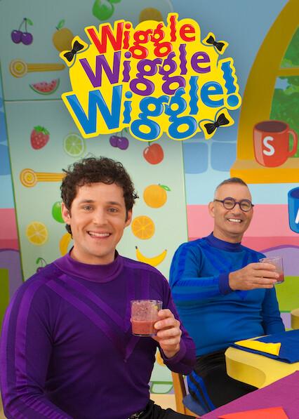 Wiggle Wiggle Wiggle! on Netflix AUS/NZ