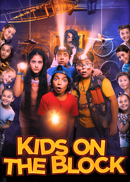 Kids on the Block on Netflix AUS/NZ