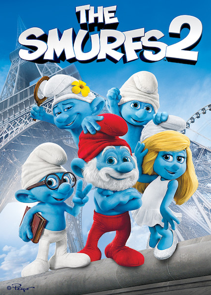 The Smurfs 2 on Netflix AUS/NZ